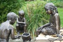 sculpture children